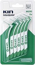Fragrances, Perfumes, Cosmetics Interdental Toothbrush 0.9 mm - Kin Micro ISO 2