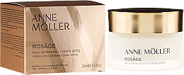 Fragrances, Perfumes, Cosmetics Rich Repairing Cream - Anne Moller Rosage Rich Repairing Cream Spf15