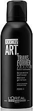 Fragrances, Perfumes, Cosmetics Volume & Hold Styling Gel - L'Oreal Professionnel Tecni Art Trans Former Texture Multi-Use Gel-To-Foam