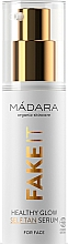 Fragrances, Perfumes, Cosmetics Self-Tanning Face Serum - Madara Cosmetics Fake It Healthy Glow Self Tan Serum