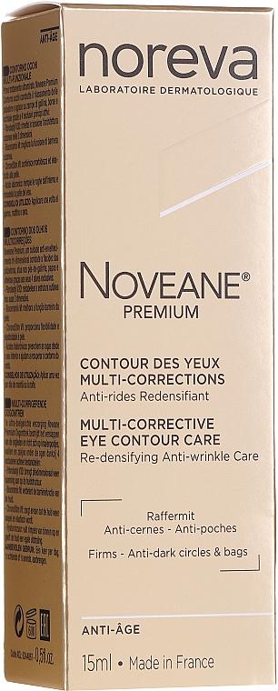 Multifunctional Eye Cream - Noreva Laboratoires Noveane Premium Multi-Corrective Eye Care