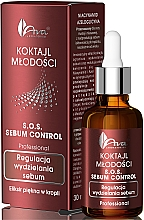 Fragrances, Perfumes, Cosmetics Face Elixir - Ava Laboratorium S.O.S Sebum Control
