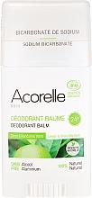 "Fragrances, Perfumes, Cosmetics Deodorant-Balm ""Lemon & Green Mandarin"" - Acorelle Deodorant Balm"