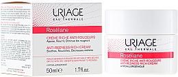 Fragrances, Perfumes, Cosmetics Anti-Redness Rich Cream - Uriage Roseliane Anti-Redness Rich Cream