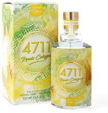 Fragrances, Perfumes, Cosmetics Maurer & Wirtz 4711 Remix Cologne Lemon - Eau de Cologne