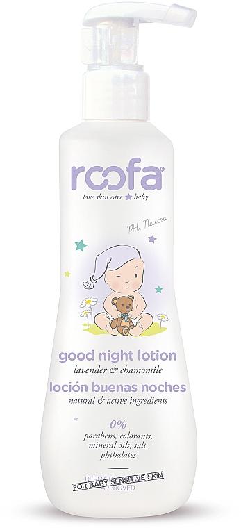 Night Body Lotion - Roofa Good Night Lotion