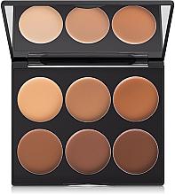 Fragrances, Perfumes, Cosmetics Face Contour Kit - Sleek MakeUP Cream Contour Kit