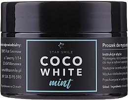 Fragrances, Perfumes, Cosmetics Tooth Powder - Star Smile CoCo White Mint