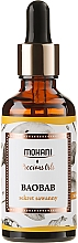 """Fragrances, Perfumes, Cosmetics Face and Body Oil """"Baobab"""" - Mohani"""