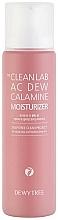 Fragrances, Perfumes, Cosmetics Moisturizing Calamine Face Cream - Dewytree The Clean Lab AC Dew Calamine Moisturizer