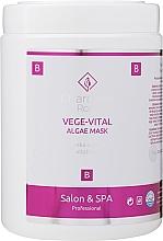 Fragrances, Perfumes, Cosmetics Alginate Face Mask - Charmine Rose Vege-Vital Algae Mask