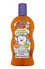 Fragrances, Perfumes, Cosmetics Orange & Green Bath Foam - Kids Stuff Crazy Soap Colour Changing Bubble Bath