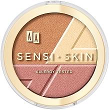 Fragrances, Perfumes, Cosmetics Face Contour 3 in 1 - AA Sensi Skin