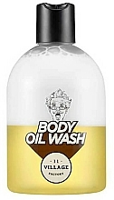 Fragrances, Perfumes, Cosmetics Shower Gel Oil - Village 11 Factory Relax Day Body Oil Wash