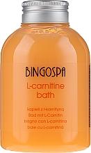 Fragrances, Perfumes, Cosmetics L-Carnitine Bath Foam - BingoSpa