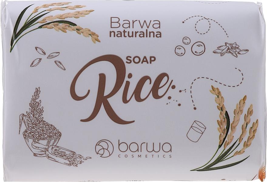 Rice Extract Soap - Barwa Natural Rice Soap