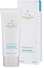 Fragrances, Perfumes, Cosmetics Moisturizing Face Mask - Aromatherapy Associates Hydrating Rose Face Mask