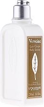 "Fragrances, Perfumes, Cosmetics Moisturizing Body Milk ""Verbena"" - L'Occitane Verbena Body Lotion"