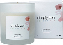 Fragrances, Perfumes, Cosmetics Scented Candle - Z. One Concept Simply Zen Sensorials Energizing Fragrance Candle