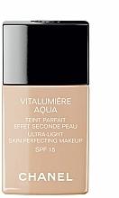 Fragrances, Perfumes, Cosmetics Foundation - Chanel Vitalumiere Aqua