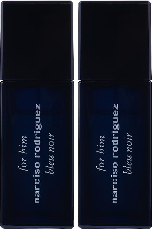 Narciso Rodriguez For Him Bleu Noir - Set (2x25ml) — photo N2