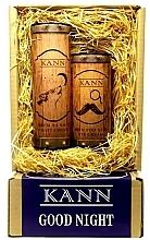Fragrances, Perfumes, Cosmetics Set - Kann Good Night Man (f/n/cr/50ml + eye/cr/15ml)
