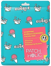 Fragrances, Perfumes, Cosmetics Cleansing Facial Pad - Patch Holic Whipping Bubble Cleansing Facial Pad