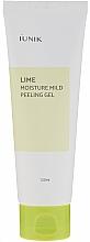 Fragrances, Perfumes, Cosmetics Moisturizing Lime Peeling-Gel - IUNIK Lime Moisture Mild Peeling Gel
