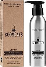 Fragrances, Perfumes, Cosmetics Man Beard Cleansing Shampoo - Roomcays Shampoo