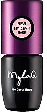 Fragrances, Perfumes, Cosmetics Gel Polish Base Coat - MylaQ My Cover Base
