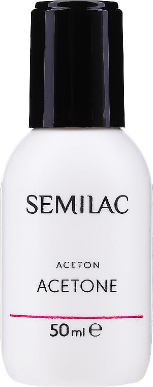 Gel Polish Removing Cosmetic Acetone - Semilac Acetone