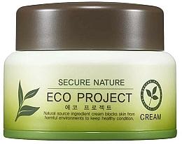 Fragrances, Perfumes, Cosmetics Face Cream - Secure Nature Eco Project Cream