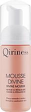Fragrances, Perfumes, Cosmetics Facial Cleansing Foam - Qiriness Divine Mousse