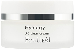 Fragrances, Perfumes, Cosmetics Oily & Combination Skin Face Cream - ForLLe'd Hyalogy AC Clear Cream