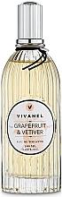 Vivian Gray Vivanel Grapefruit & Vetiver - Eau de Toilette  — photo N2