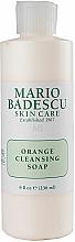 Fragrances, Perfumes, Cosmetics CleansingOrange Soap - Mario Badescu Orange Cleansing Soap