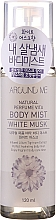 Fragrances, Perfumes, Cosmetics White Musk Body Mist - Welcos Around Me Natural Perfume Vita Body Mist Musk