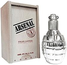Fragrances, Perfumes, Cosmetics Gilles Cantuel Arsenal Platinium - Eau de Parfum