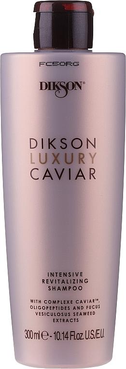 Revitalizing Shampoo - Dikson Luxury Caviar Revitalizing Shampoo