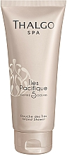 "Fragrances, Perfumes, Cosmetics Shower Gel ""Exotic Islands"" - Thalgo Island Shower"