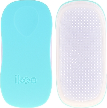 Fragrances, Perfumes, Cosmetics Hair Brush - Ikoo Home White Ocean Breeze