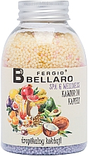 "Fragrances, Perfumes, Cosmetics Bath Caviar ""Tropical Fruits"" - Fergio Bellaro Tropical Cocktail Bath Caviar"