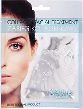 Fragrances, Perfumes, Cosmetics Pearl Collagen Mask - Beauty Face Collagen Hydrogel Mask