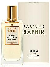 Fragrances, Perfumes, Cosmetics Saphir Parfums Cool De Saphir Pour Femme - Eau de Parfum