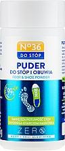 Fragrances, Perfumes, Cosmetics Foot & Shoe Powder - Pharma CF No.36 Foot & Shoe Powder