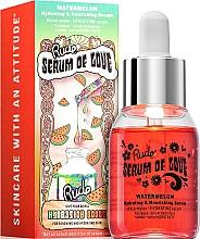 Fragrances, Perfumes, Cosmetics Nourishing Moisturizing Serum - Rude Cosmetics Serum of Love Watermelon