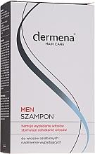 Fragrances, Perfumes, Cosmetics Men Hair Growth Stimulating Shampoo - Dermena Hair Care Men Shampoo