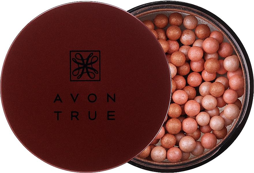 Face Bronzing Powder - Avon True Bronzin Pearls