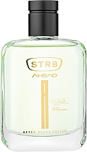 Fragrances, Perfumes, Cosmetics Str8 Ahead - After Shave Lotion