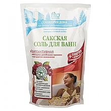"Phyto Active Bath Salt ""Sakskaya"" - Fito Cosmetic — photo N1"